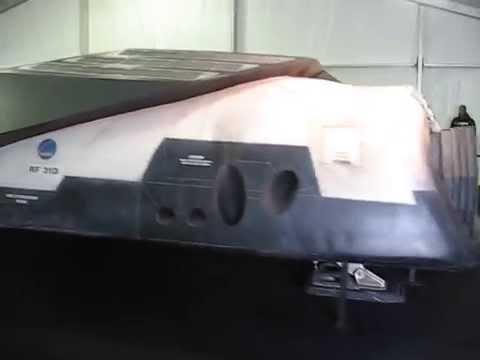 "Full Scale Ranger Spacecraft from ""Interstellar"" on ..."