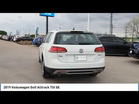 2019 Volkswagen Golf Alltrack TSI SE [LISTING TYPE] KM505822