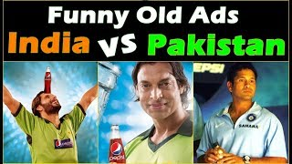 India vs Pakistan Funny Old Pepsi Commercial Ads Video