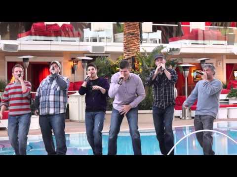 Face Vocal Band - 2013 POP HIT MASHUP
