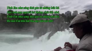TÌNH EM TRAO ANH Nhạc Ngoại Quốc Guitar Hawaii CAODZAN 06DVD74