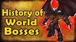 History of World Bosses (Vanilla Wow to BFA)
