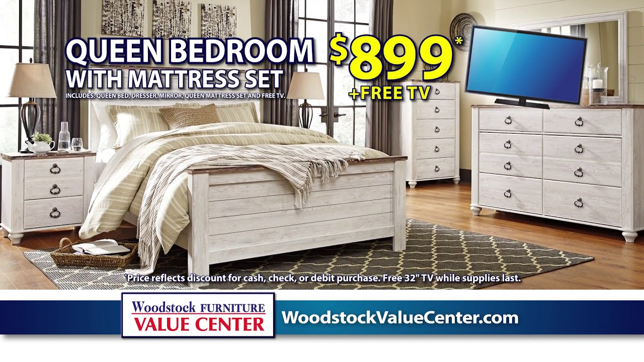 Woodstock Furniture Value Center Labor Day 2017