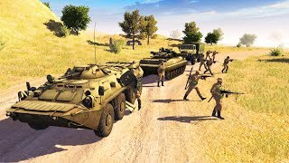 INVASION OF AFGHANISTAN VILLAGE BATTLE 1986  | Call to Arms Gameplay