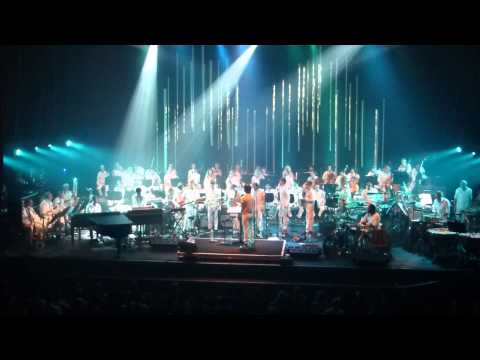 Snarky Puppy & Metropole Orkest - The Curtain (Olympia - Paris - May 7th 2015)