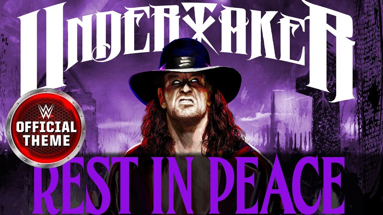 Undertaker - Rest In Peace (Entrance Theme)