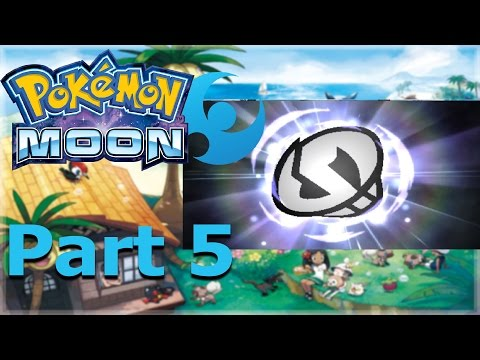 Pokemon Moon | Team Skull?! | Part 5