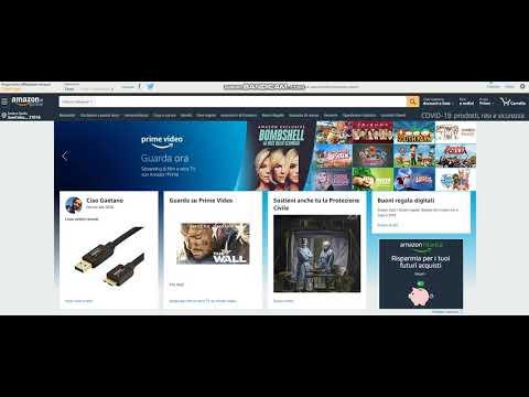 Affiliazione Amazon informazioni utili