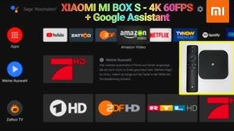 Xiaomi Mi TV Box S 4K – Funktionen, Tipps & Tricks, Bedienung   CH3 Test Deutsch