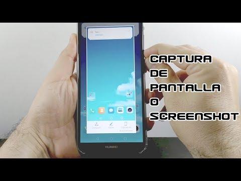 HUAWEI MATE 10 LITE  Captura De Pantalla O Screenshot FACIL HD #HUAWEI