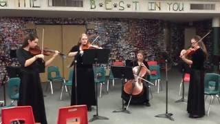 Perseus - Soon Hee Newbold | Murray High String Quartet