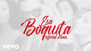 J Alvarez Ft. Zion y Lennox Esa Boquita [Official Music Remix]