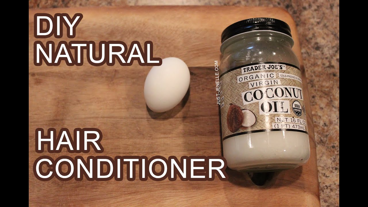 Egg Conditioner For Natural Hair