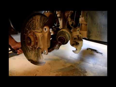 DIY 2015-2018 Jeep Cherokee KL strut replacement