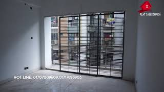 Big size luxurious ready flat for sale in mirpur DOHS - Bank loan flat sale mirpur Dohs .Mirpur DOHS