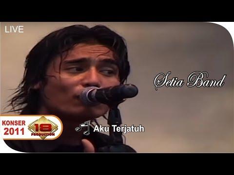 Live Konser ~ Setia Band - Aku Terjatuh @CIREBON 20 MARET 2011