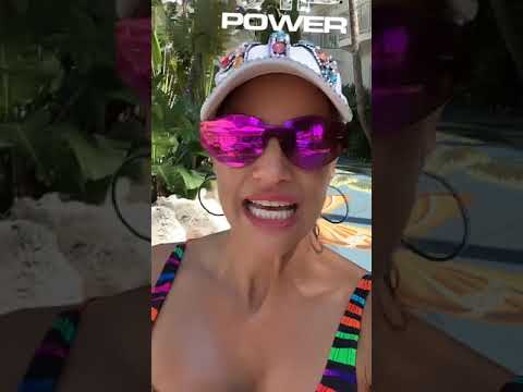 FUN IN THE SUN! Master trainer Jennifer Nicole Lee