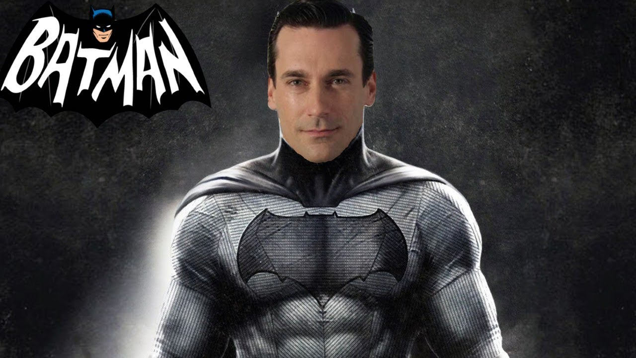 John Hamm - Batman