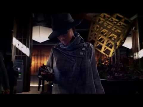 "WATCH DOGS - Open Cutscene: Aiden Pierce & Damien Brenks (Mentor) Hack Merlaut Hotel ""Trouble"" PS4"
