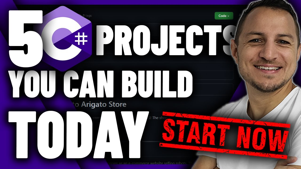 ⚡5 C# Project Ideas to Build Today (Beginners & Intermediate Developers)