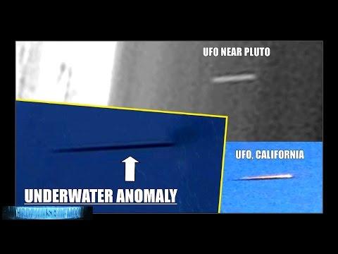 MEGA-OCEAN ANOMALY NEAR UFO HOT-SPOT!! Google Earth Myrtle Beach, SC 1/9/17