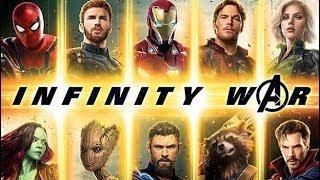 «Мстители: Война бесконечности» 2018 Дуб. трейлер