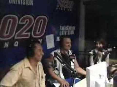 El Compa Nachillo - 2da Entrevista 1020 am