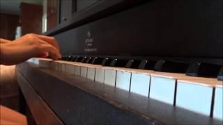 got7 a m v piano cover