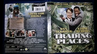 Trading Places Blu-Ray Product Review