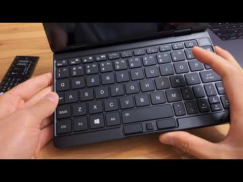 One-Netbook One Mix 3s Yoga - Tiny Laptop Unboxing First Impressions