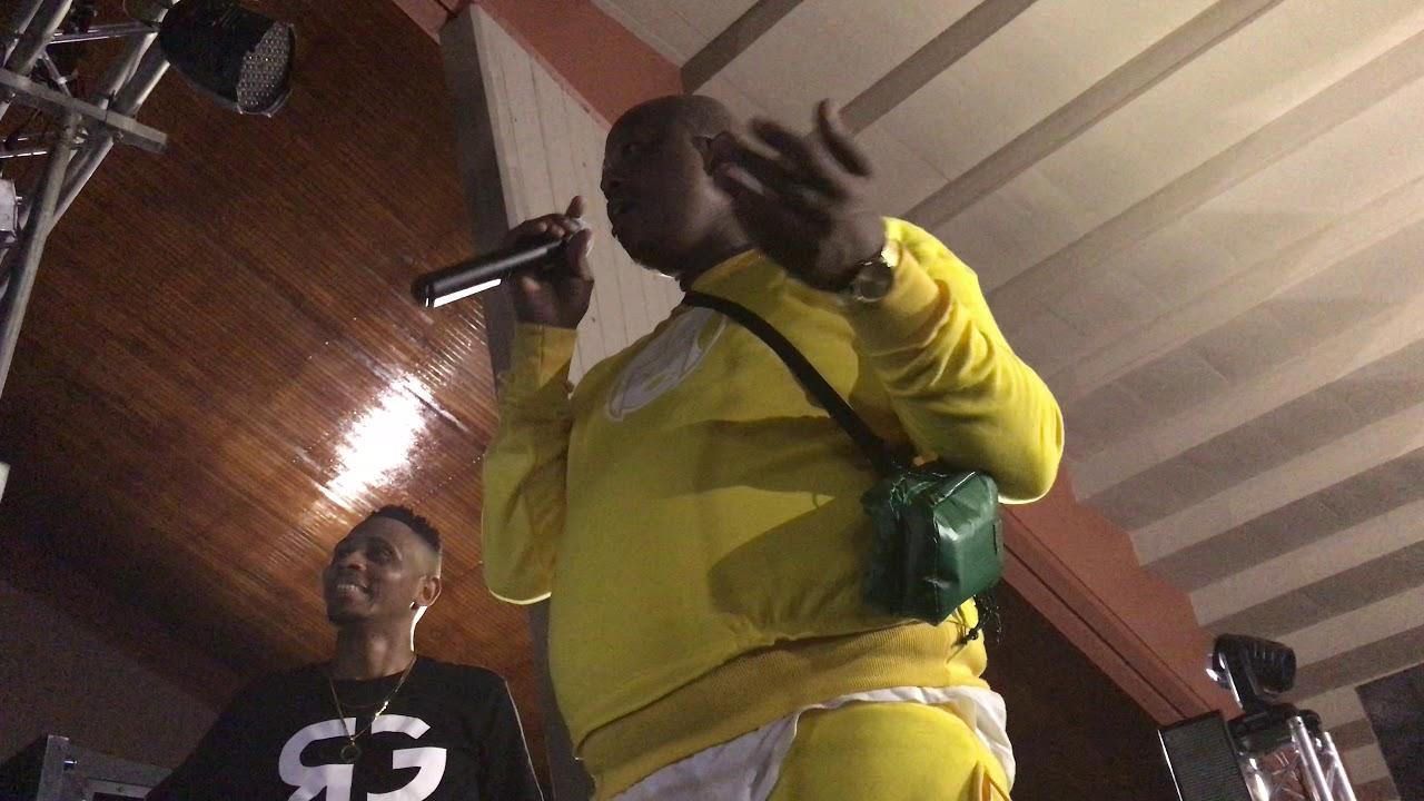Download Mampintsha - Phakamisa (New Song) Live at UKZN Mother Of All Bashes