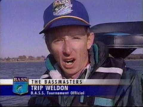 1995/96 Bassmaster Megabucks -- White Rock Lake, Dallas   Part 2
