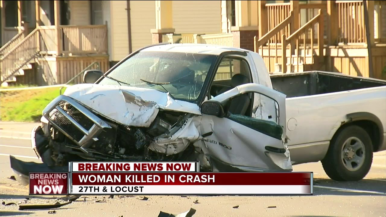 43-year-old Milwaukee woman killed in car crash on Milwaukee's north side