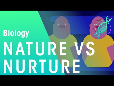 Nature vs Nurture | Genetics | Biology | FuseSchool from YouTube · Duration:  3 minutes 48 seconds