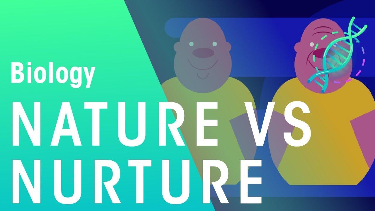 Download Nature vs Nurture   Genetics   Biology   FuseSchool