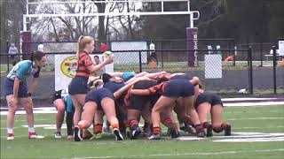 WEST END GIRLS RUGBY   2 24 18
