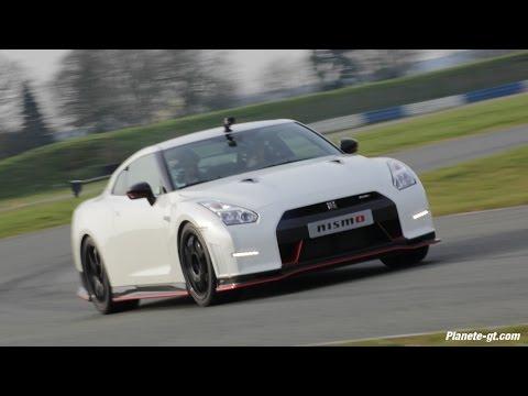 Essai : Nissan GT-R Nismo disponible !