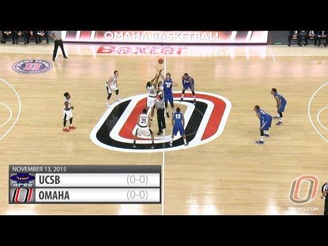 MBB Highlights: Omaha vs. UCSB