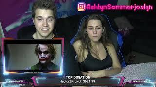 Joker Interrogation Scene  The Dark Knight 2008 Movie Clip - REACTION