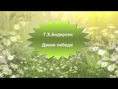 Дикие лебеди - Андерсен Г.Х. - Аудиокнига