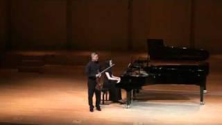 Concerto No.9 in A minor, Op.104 : Charles Auguste de Beriot (1802-1870)