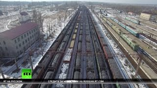 Украина на грани энергокатастрофы — радикалы заблокировали железнодорожные пути для доставки угля