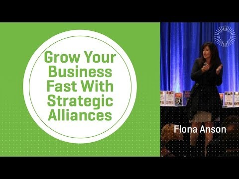 Grow Your Business Fast With Strategic Alliances