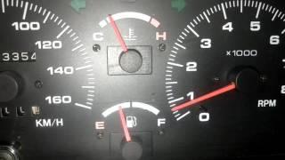 Холостые обороты Suzuki Vitara