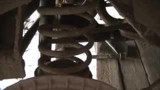 Снятие и установка задней пружины. ВАЗ Классика.