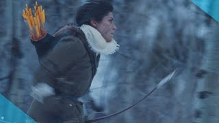 Rise of the TOMB RAIDER - Live Action Movie Trailer #1