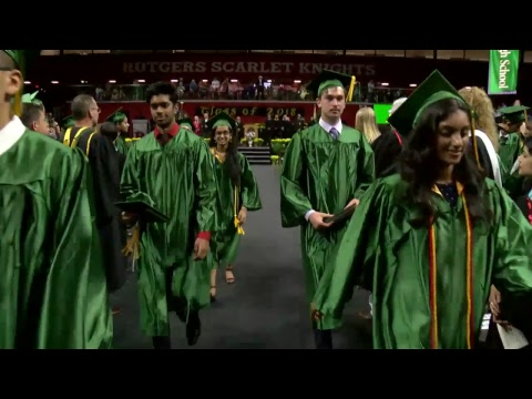 John P Stevens High School Class of 2018 Commencement Ceremony