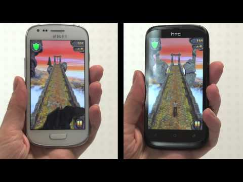 Samsung Galaxy S3 Mini VS HTC Desire X
