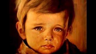 Ağlayan Çocuk Çiko Resminin Laneti