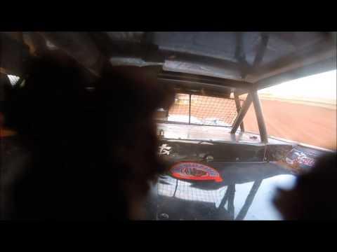 Brett McDonald Heat Race Sharon Speedway 5/13/17 IN-CAR